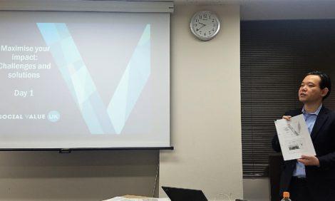 【TR開催報告:2019年1月15-16日@東京】社会的インパクト・マネジメント・トレーニング「Maximizing Social Value」