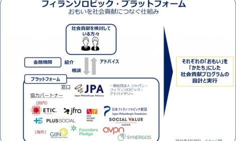 【開催報告:2021年4月20日@オンライン】JPA主催:「フィランソロピック・プラットフォーム発足記念イベント」
